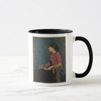 Portrait of Thadee-Caroline Jacquet Mug