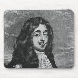 Portrait of the 8th Earl of Derby Mouse Pad