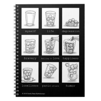 Portrait of the Artist as a Plastic Cup - Notebook