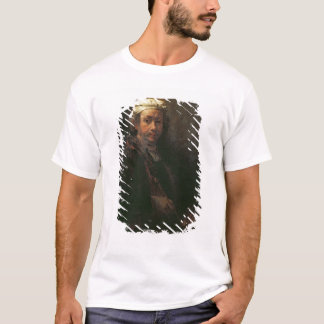 Portrait of the Artist at his Easel, 1660 T-Shirt