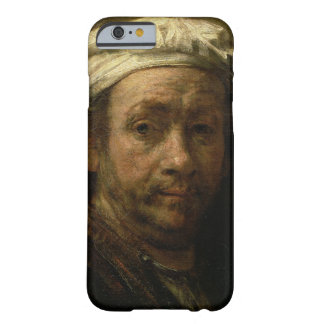 Portrait of the Artist at His Easel, detail of the Barely There iPhone 6 Case