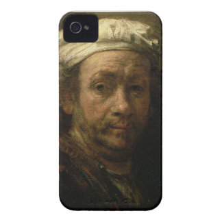 Portrait of the Artist at His Easel, detail of the iPhone 4 Case-Mate Case