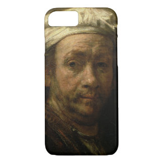 Portrait of the Artist at His Easel, detail of the iPhone 8/7 Case