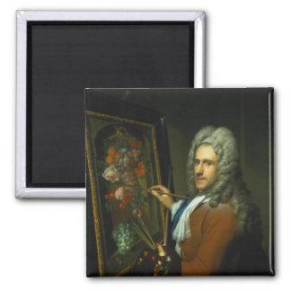 Portrait of the artist Coenraet Roepel Magnet