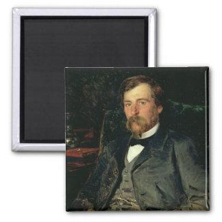 Portrait of the Artist Magnet