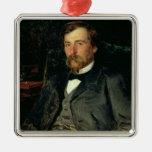 Portrait of the Artist Ornament