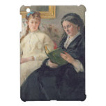 Portrait of the Artist's mother and sister iPad Mini Covers