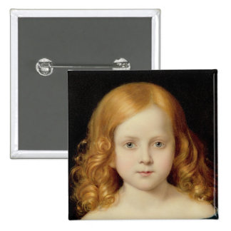 Portrait of the Artist's Daughter Pin