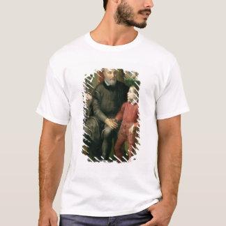 Portrait of the artist's family, Minerva T-Shirt