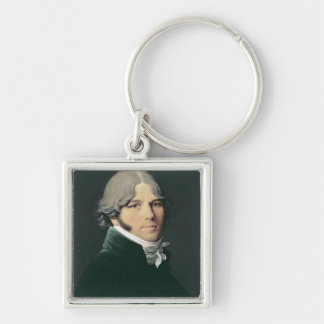 Portrait of the Artist's Father, 1804 Key Chains