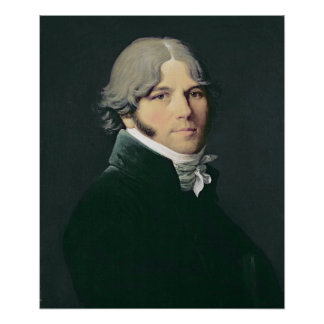 Portrait of the Artist's Father, 1804 Posters