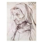Portrait of the artist's mother, 1514 postcards