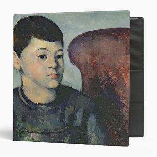Portrait of the artist's son, 1881-82 binder