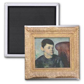 Portrait of the artist's son, 1881-82 magnet