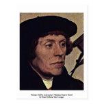 Portrait Of The Astronomer Nikolaus Kratzer Detail Postcards