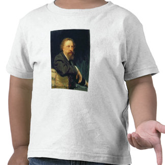 Portrait of the Author Count Alexey K. Tolstoy Tshirts