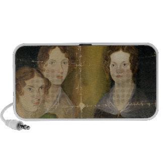 Portrait of the Bronte Sisters, c.1834 PC Speakers