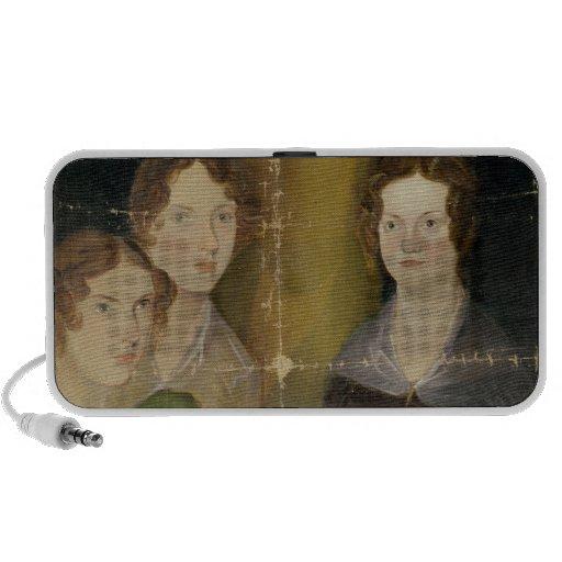 Portrait of the Bronte Sisters, c.1834 Speakers