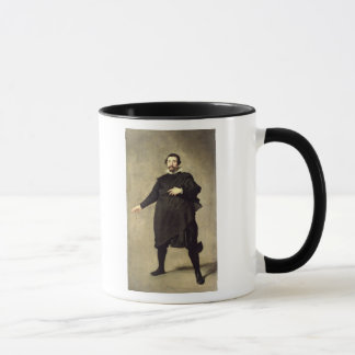 Portrait of the Buffoon Pablo de Valladolid Mug