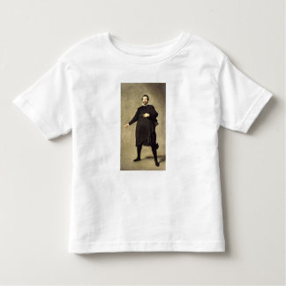 Portrait of the Buffoon Pablo de Valladolid Toddler T-shirt