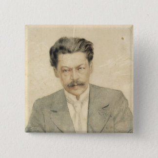 Portrait of the composer Anton Arensky Button