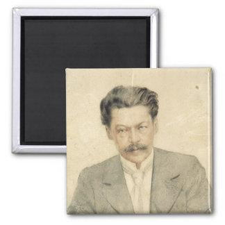 Portrait of the composer Anton Arensky Fridge Magnets
