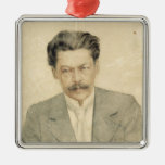 Portrait of the composer Anton Arensky Christmas Tree Ornaments