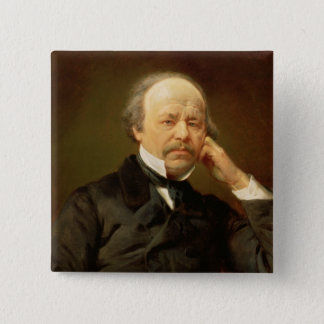 Portrait of the Composer Pinback Button