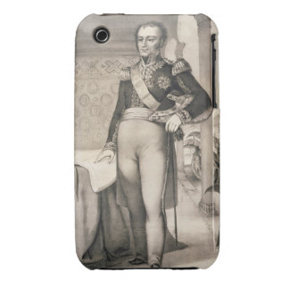 Portrait of the Comte de Bourmont (1773-1846), Com iPhone 3 Case-Mate Cases