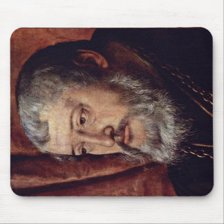 Portrait Of The Count Palatine Otto Heinrich Detai Mouse Pad