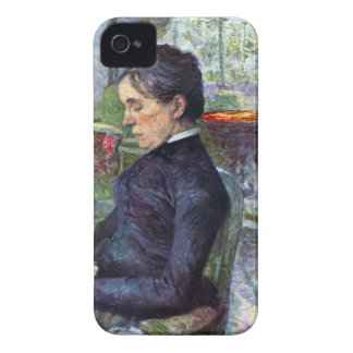 Portrait of the Countess by Toulouse-Lautrec Case-Mate Blackberry Case