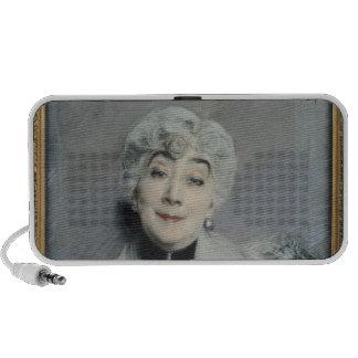 Portrait of the Countess de Martel de Janville Portable Speakers