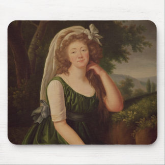 Portrait of the Countess du Barry  1789 Mouse Pad
