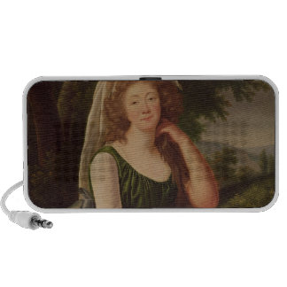 Portrait of the Countess du Barry  1789 Mp3 Speakers