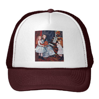 Portrait Of The Daughters Of Catulle-Mendes Trucker Hats