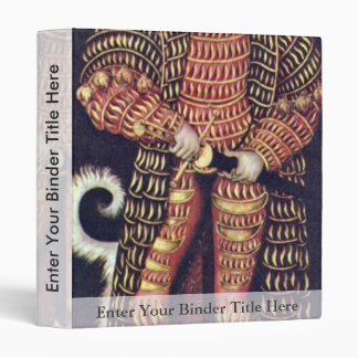 Portrait Of The Duke Of Saxony, Henry The Pious By 3 Ring Binders