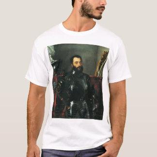 Portrait of the Duke of Urbino by Titian T-Shirt