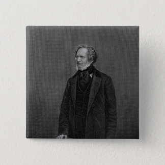 Portrait of the Earl of Derby Button