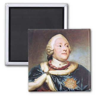 Portrait of the Elector Friedrich Christian Refrigerator Magnets