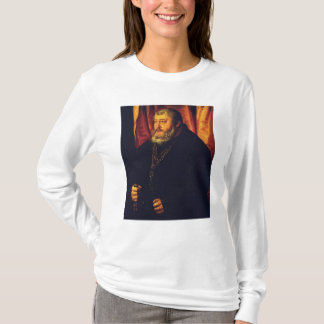 Portrait of the Elector Palatine Otto Henry T-Shirt