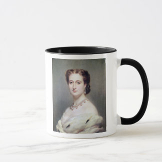 Portrait of the Empress Eugenie Mug