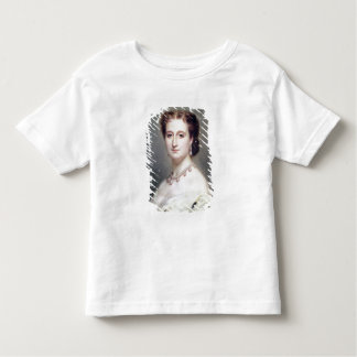 Portrait of the Empress Eugenie Toddler T-shirt