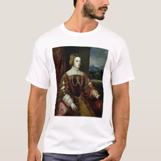 Portrait of the Empress Isabella of Portugal T-Shirt
