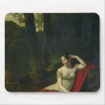 Portrait of the Empress Josephine , 1805 Mouse Pad