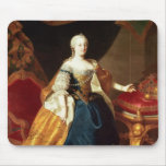 Portrait of the Empress Maria Theresa Mouse Pad