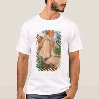Portrait of the geneticist Johann Gregor T-Shirt