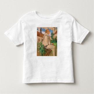 Portrait of the geneticist Johann Gregor Toddler T-shirt