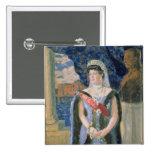 Portrait of the Grand Duchess Maria Pavlovna Button