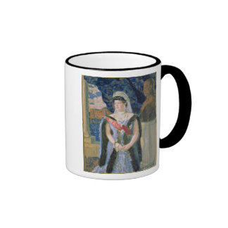 Portrait of the Grand Duchess Maria Pavlovna Coffee Mug
