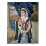 Portrait of the Grand Duchess Maria Pavlovna Postcard